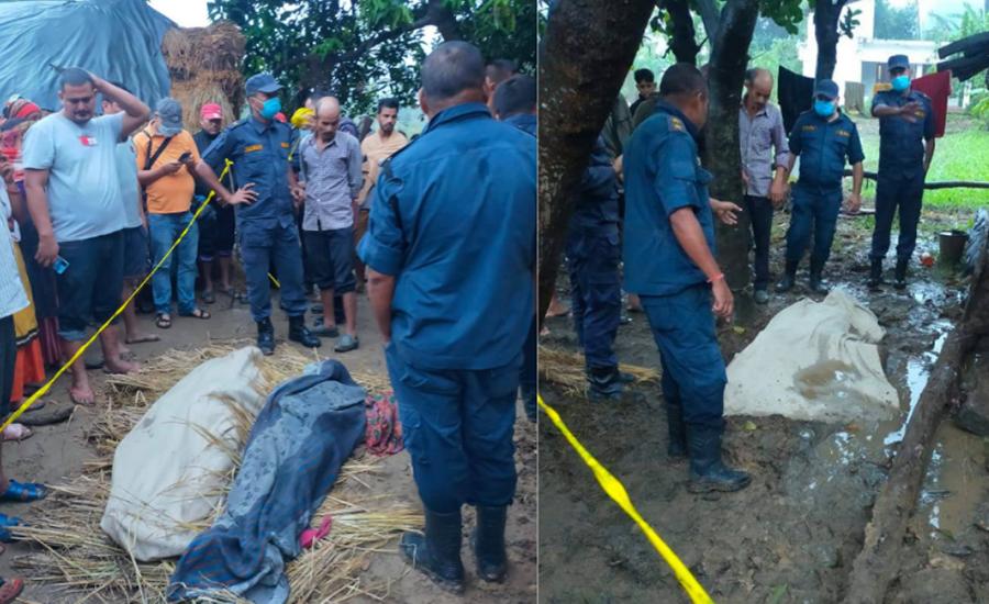 शुक्लाफाँटामा एकाविहानै हात्तीले आक्रमण गर्दा दम्पतीको मृत्यु