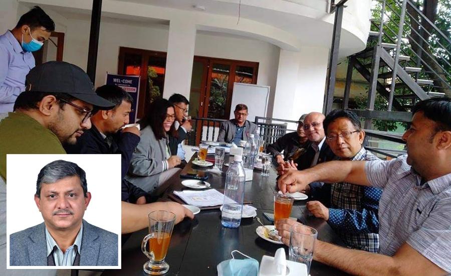 नेपाल चलचित्र तथा साँस्कृतिक प्रतिष्ठानमा के.पी. पाठक सर्वसम्मत