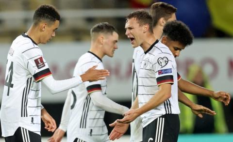 जर्मनी बन्यो आगामी विश्वकपमा छनोट हुने पहिलो टोली