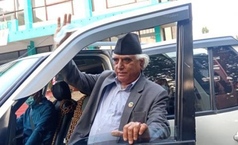 गण्डकी प्रदेश मुख्यमन्त्रीमा कांग्रेस नेता पाेखरेल नियुक्त