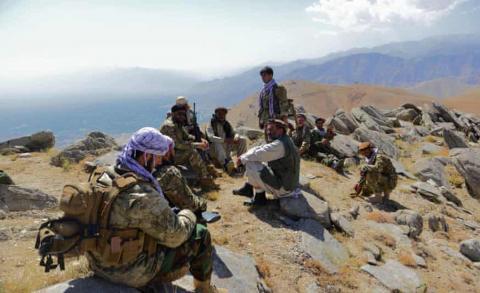 तालिवानले कब्जा गर्न नसकेकाे पञ्जशीरमा भीषण युद्ध जारी