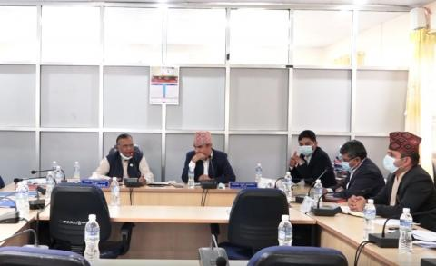 चाडबाडमा सस्तो मूल्यमा सहजै खाद्यान्न उपलब्ध गराउनू : संसदीय समिति