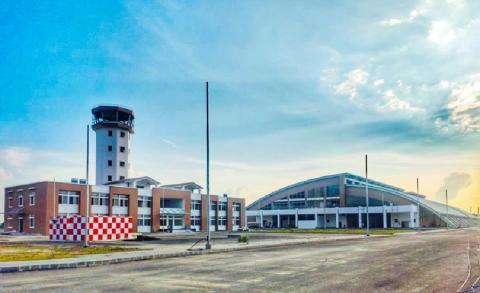 परीक्षण उडानको तयारीमा गौतमबुद्ध अन्तर्राष्ट्रिय विमानस्थल