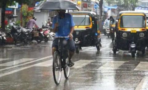 भारतमा मनसुन भित्रियो, मुम्बईमा ठूलो वर्षा
