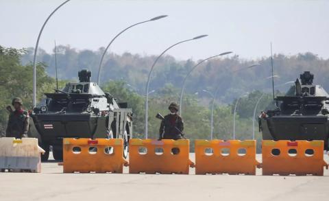 फेसबुकले बन्द गरिदियो म्यानमार सैनिकको पेज