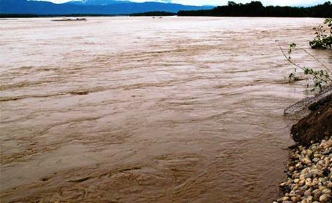 नारायणी नदीको बहाव हालसम्मकै उच्च विन्दुमा