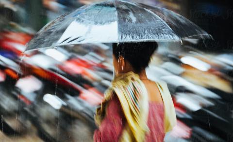 मनसुन भित्रियो, आज देशका अधिकांश ठाउँमा वर्षा