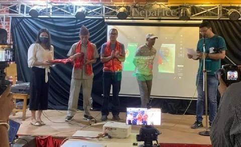 राजेन्द्र डंगोलको निर्देशनमा सज्जु मानन्धरको म्युजिक भिडियो सार्वजनिक