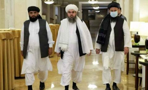 अफगानिस्तानमा तालिबानको सरकार घोषणा